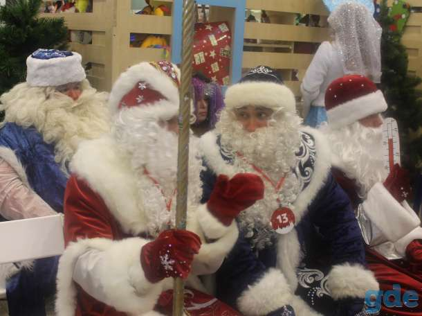Дед Мороз, Снегурочка, Баба Яга и Сказка, фотография 4