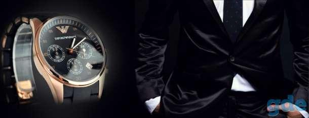 60ddd9a2 Часы Emporio Armani оптом мужские наручные золотые   Часы в Санкт ...