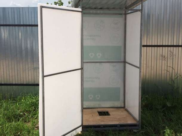 Туалет дачный Бежаницы, фотография 8