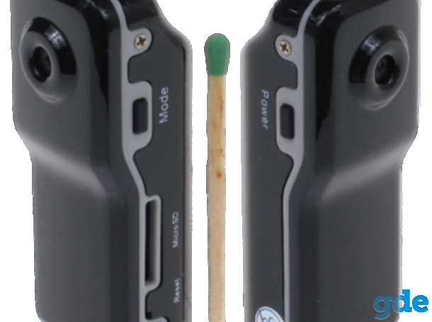 Миниатюрная видеокамера Mini DX (оригинал), фотография 2