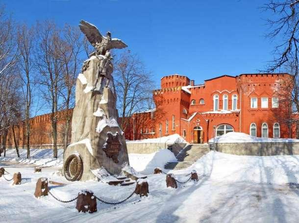 Автомобильная экскурсия по Смоленску - зимняя, фотография 1