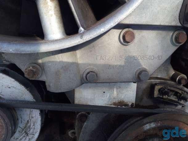двигатель и кпп газ 542 воздушник, фотография 8