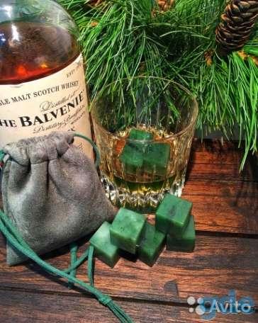 Камни для виски (напитков) из нефрита, фотография 4