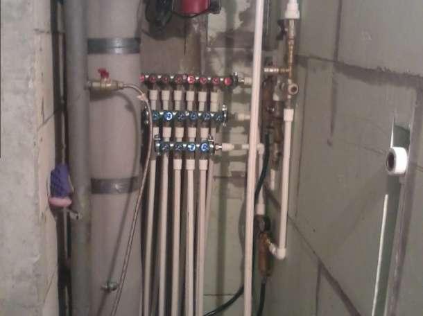 Услуги сантехника - электрика , фотография 2