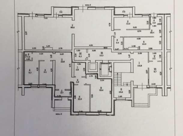 Продаю нежилое помещение 90 кв.м. есть ремонт, арендатор, фотография 1