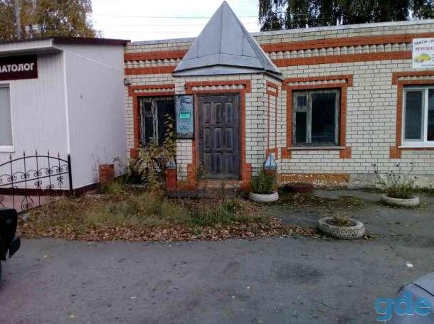 Продаётся торговое помещение, ул.Привокзальная д.3,строение 2(рядом с автовокзалом), фотография 1