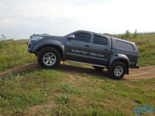 Срочно продам Toyota Hilux AT35, 2012 г.в., фотография 11
