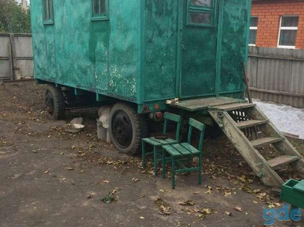 Продаётся домик на колёсах, фотография 2