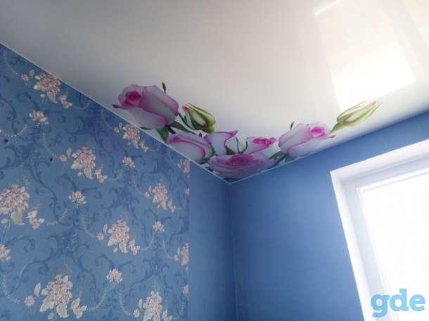 Художественные натяжные потолки Фотопечать LuxeDesign, фотография 5