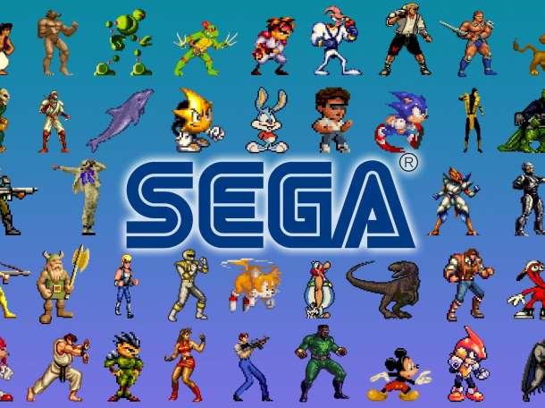 Легендарная приставка Sega Super drive 8 , фотография 2