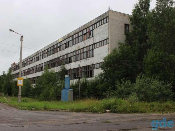 Производственно-складской комплекс 15 488 кв.м., фотография 1