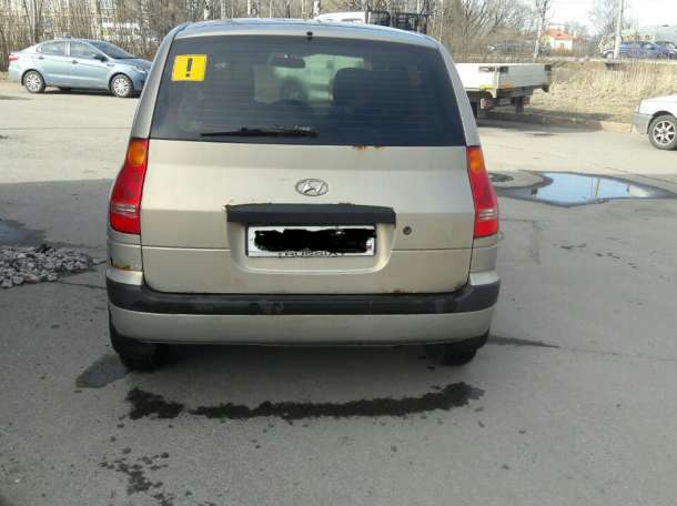 Hyundai Lavita (Matrix), фотография 2