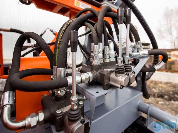 Буровая установка на прицепе 80 л.с., фотография 1