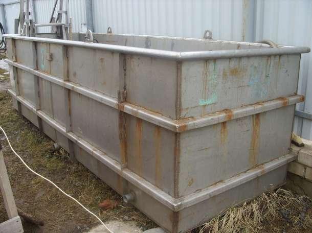Продам ванну из нержавеющей стали., фотография 1