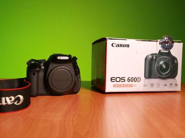 Canon 600D, фотография 2