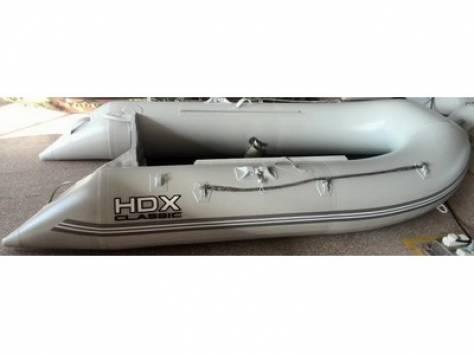 Надувная ПВХ лодка HDX Classic 330 , фотография 1