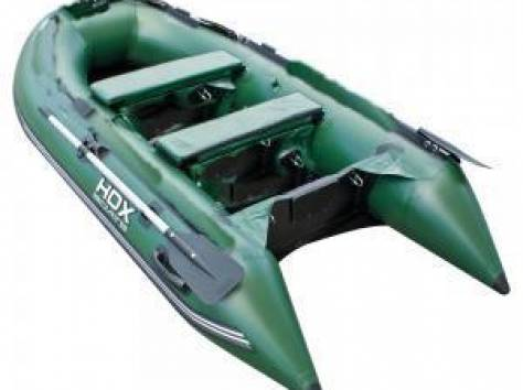 Надувная ПВХ лодка HDX Classic 330 , фотография 5