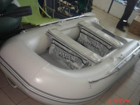 Надувная ПВХ лодка HDX Classic 330 , фотография 6