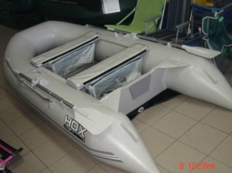Надувная ПВХ лодка HDX Classic 330 , фотография 7