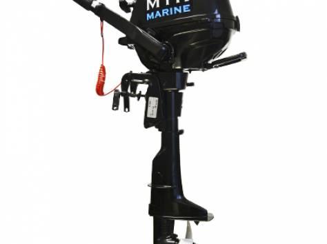 Лодочный мотор MTR Marine F2.5BMS , фотография 1