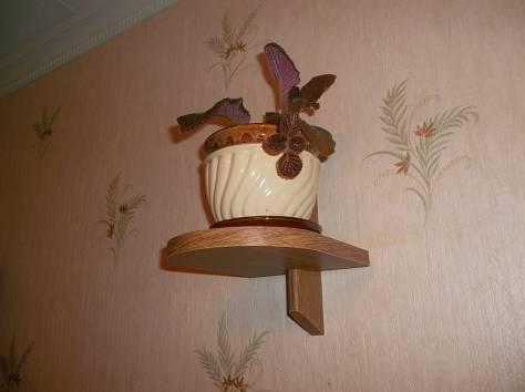 Полка для цветка, фотография 1