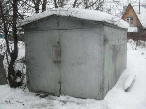 Продам металлический гараж, фотография 1