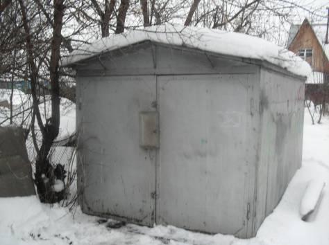 Продам металлический гараж, фотография 2