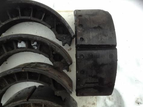 Колодки тормозные ЗИЛ -130, фотография 1