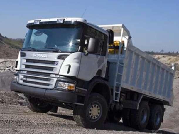 Вывоз грунта ,строительного мусора самосвалами., фотография 1