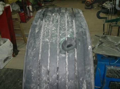 ремонт колес, фотография 1