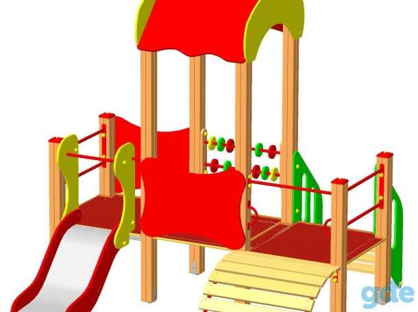 Детское  уличное игровое оборудование от производителя, фотография 6