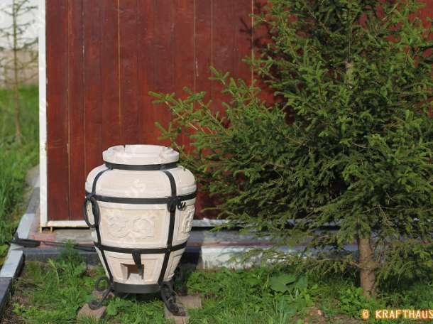Тандыр Большой Семейный. 10 шампуров. Универсальный., фотография 3