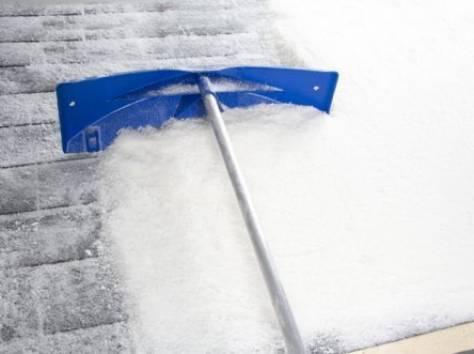 Приспособление для уборки снега с крыши своими руками 56