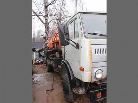 Продаю Камаз 4325(Цистерна), МКПП, 1992г, 400000 руб, торг, фотография 1