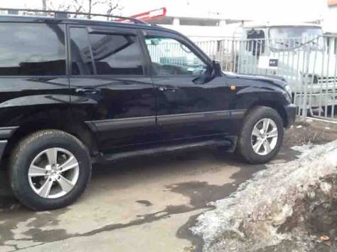 Продаю Тойота лэнд крузер 100, АКПП, 2003г, 1250000 руб, фотография 7