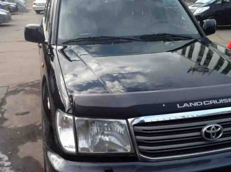 Продаю Тойота лэнд крузер 100, АКПП, 2003г, 1250000 руб, фотография 8