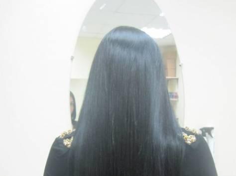 наращивание волос, фотография 1