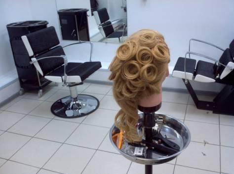 Свадебная прическа+макияж, фотография 4