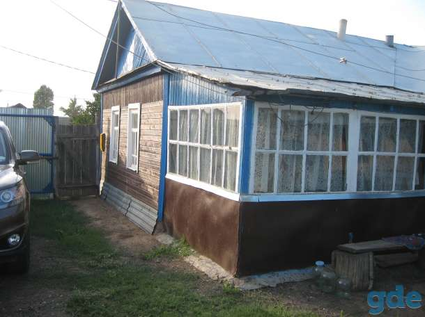 Дом в деревне землянка, новосергиевский р-н, оренбургская область, фотография 1
