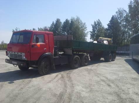 КАМАЗ 35410 тягач, фотография 4