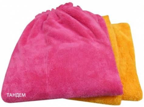 Халаты, парео, килты, тюрбаны  для  бани  и  бассейна из микрофибры, фотография 6