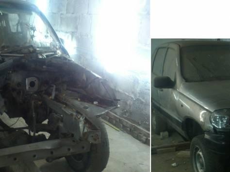 Кузовной ремонт, покраска автомобилей, фотография 2
