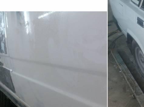 Кузовной ремонт, покраска автомобилей, фотография 3