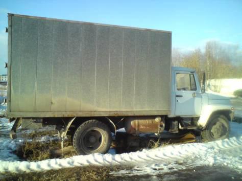 ГАЗ3307, фотография 1