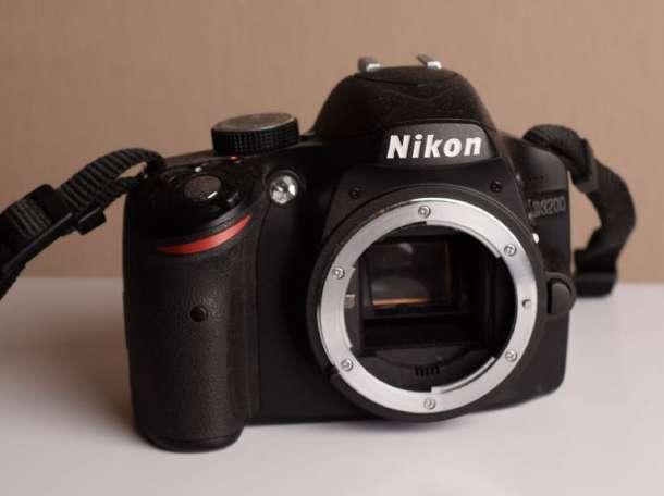 Nikon 3200 body, фотография 1