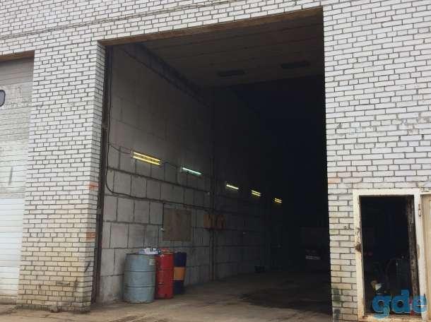 Сдам ГРУЗОВОЙ гараж, ангар, производственный бокс 155 м.кв, фотография 1