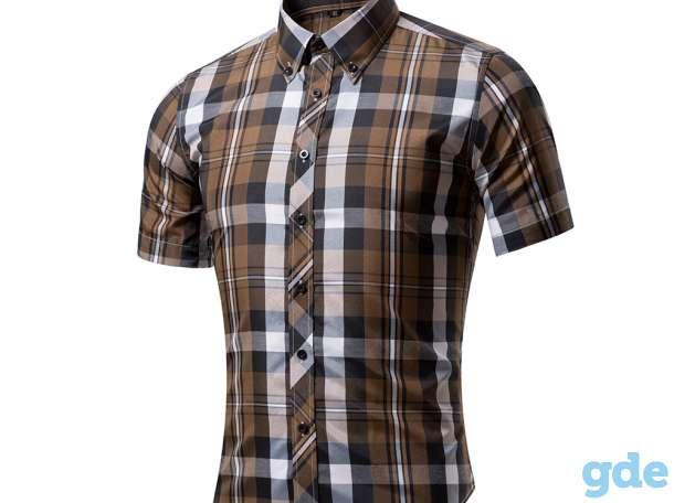 Продам новые мужские джинсы, рубашки, демисезонную куртку,, фотография 3