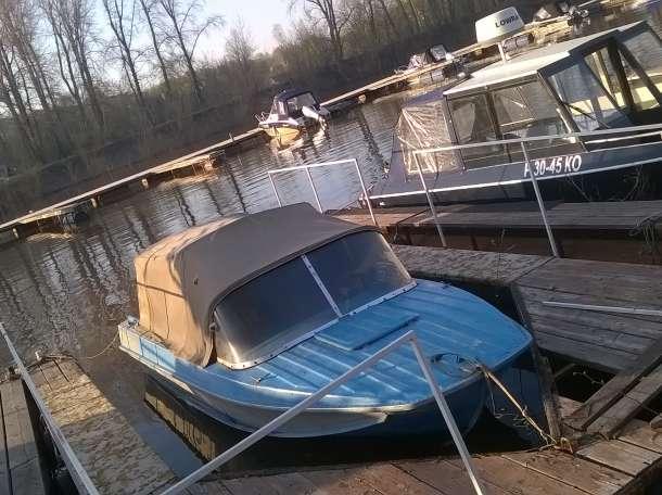 Продам лодку казанку 5м4, фотография 3