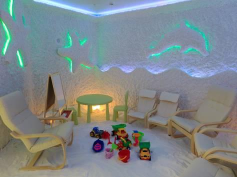 Как сделать солевая комнату