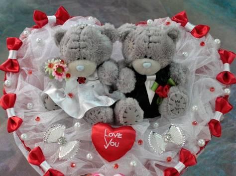 Свадебные букеты из игрушек